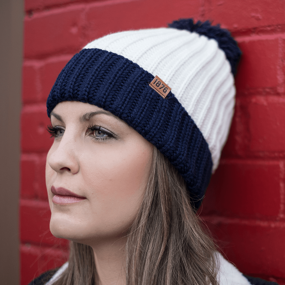 Larimer Beanie - 1876 Apparel - Locally Made Colorado Apparel - 100% Merino Wool Winter Hat
