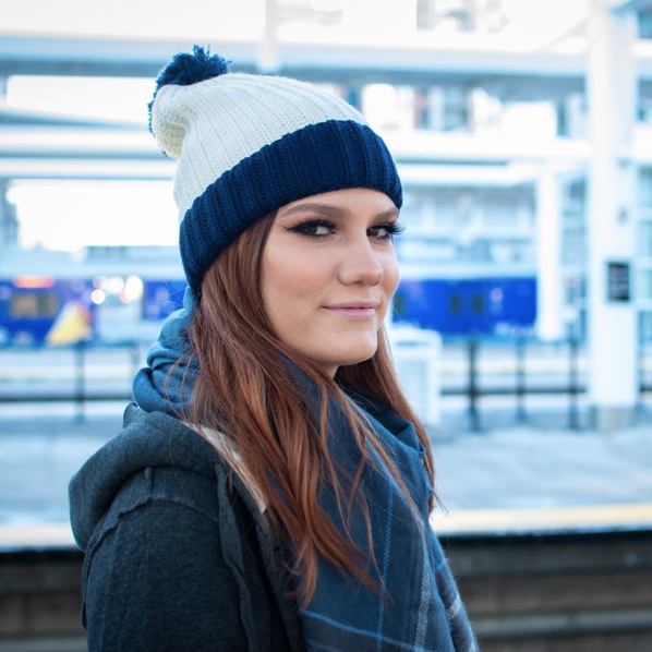 The Larimer Beanie - Women's Colorado Beanie - Christmas Gift Guide for Women