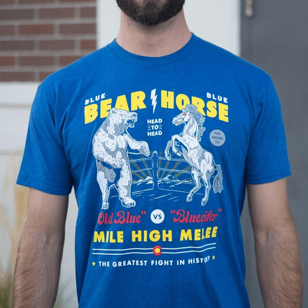 The Mile High Melee - Colorado Festival Clothing - Colorado Christmas Gift Guide