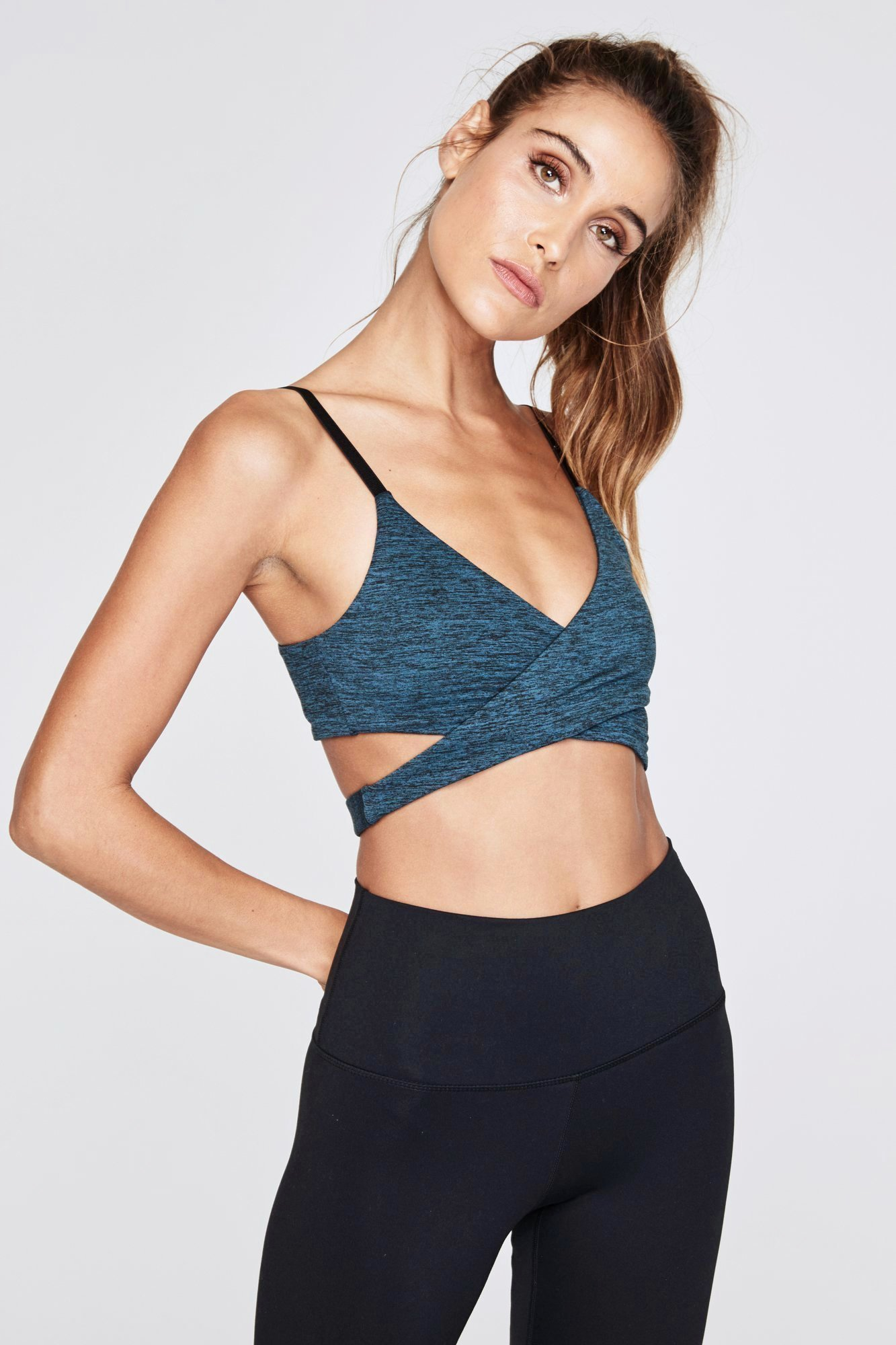 Wrap Active Bra