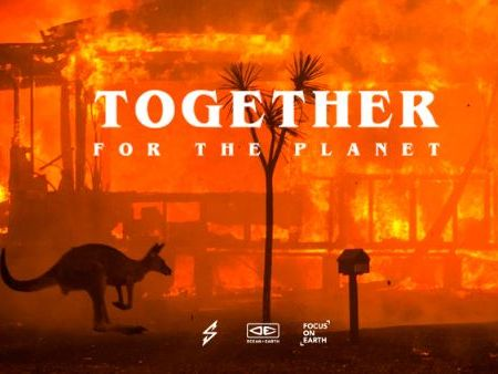 Together for the planet apoyo a australia
