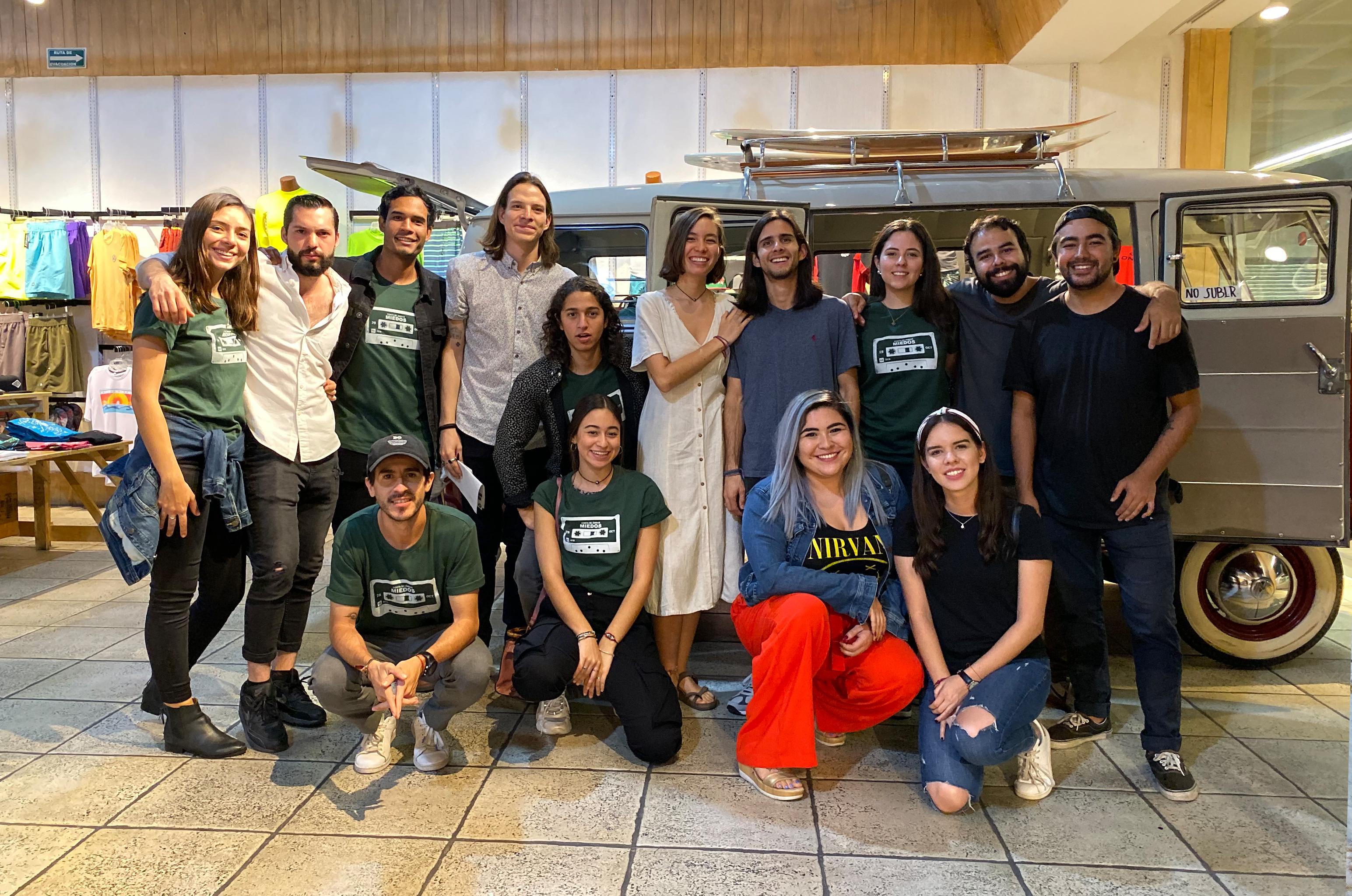 "Costa de Ámbar presenta ""Miedos"" en colaboración con SQUALO"
