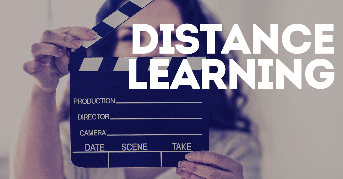 Distance Learning - Stage Partners Blog