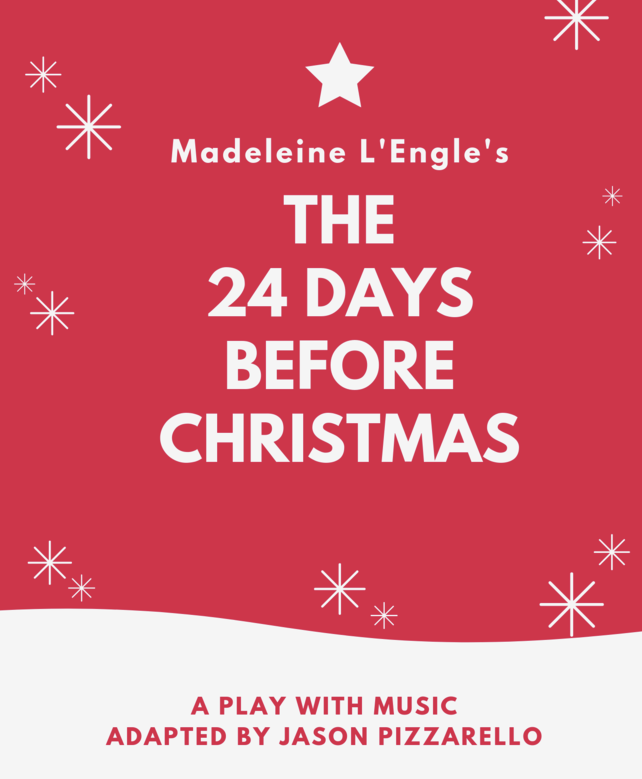 Madeleine L'Engle's The 24 Days Before Christmas
