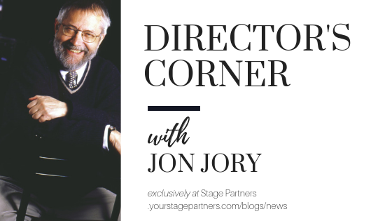 Director's Corner with Jon Jory