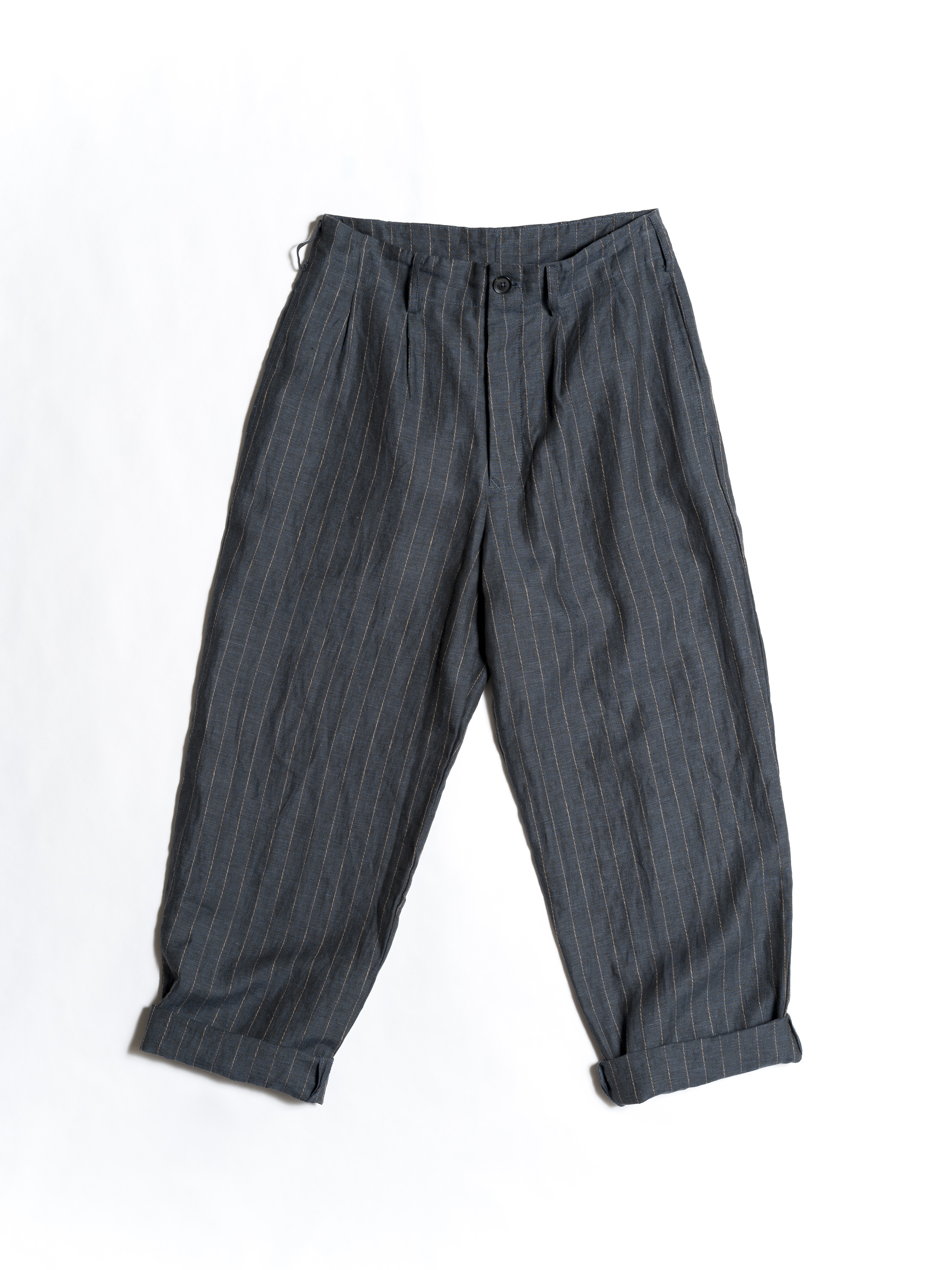 Summer Weight Linen Trousers