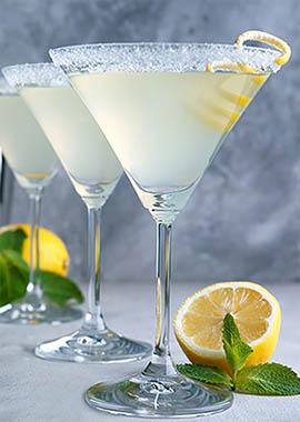 Simple Lemon Drop Recipe