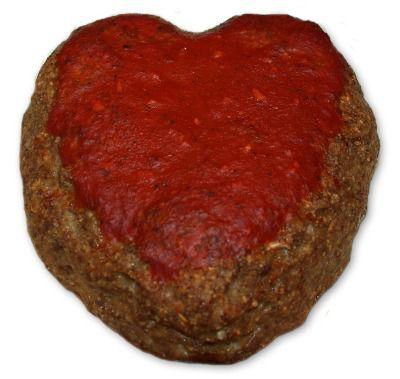 Valentine's Day Meatloaf