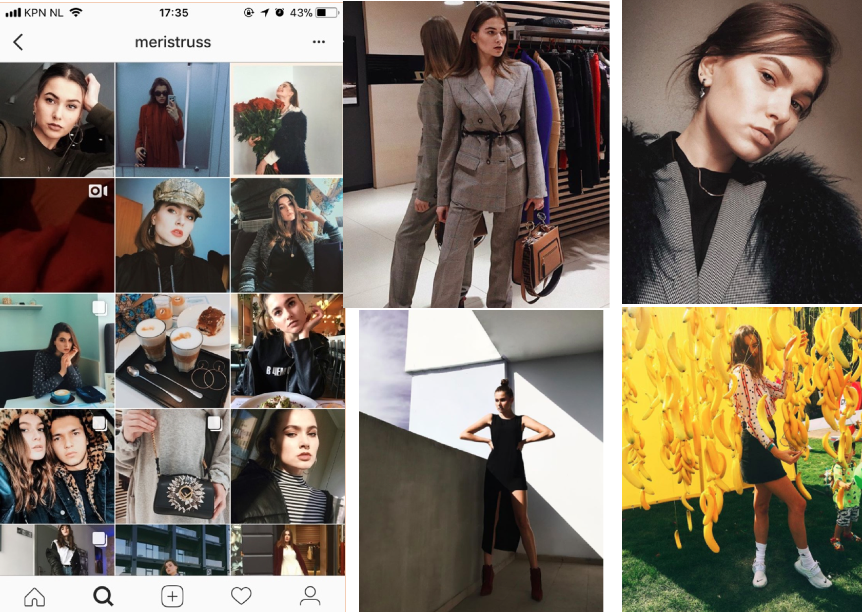 ukraine fashion Instagram account meristruss