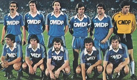 Le Racing Club de Strasbourg 1977-1978