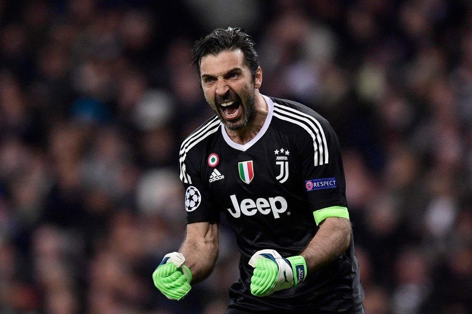 La vraie histoire derrière le Gianluigi Buffon de la Juventus