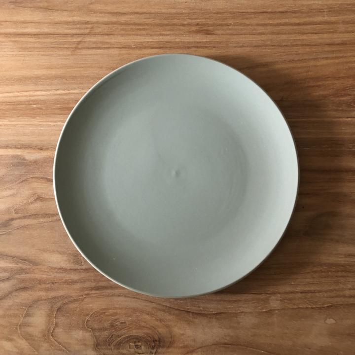 Stone Dinner Plate Sage