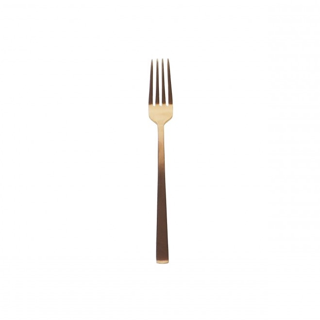 Modern Main Fork Rose Gold