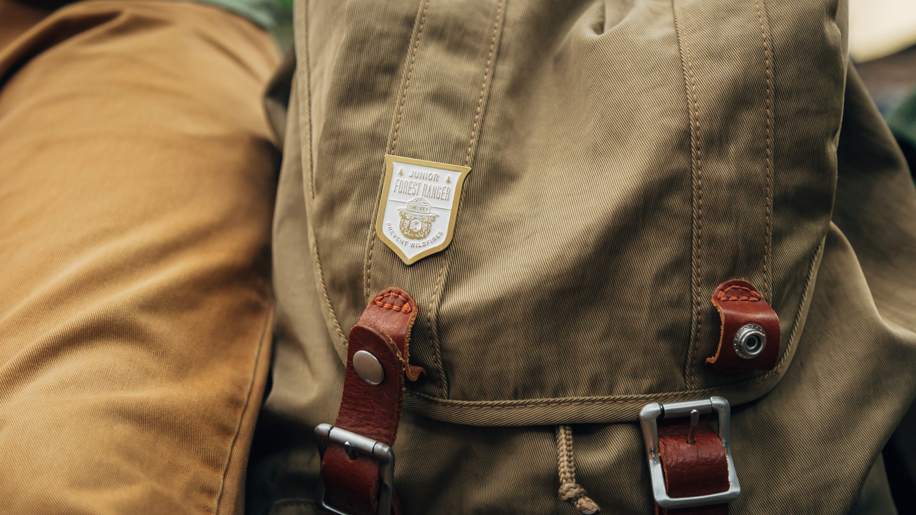 Junior Ranger Enamel Pin