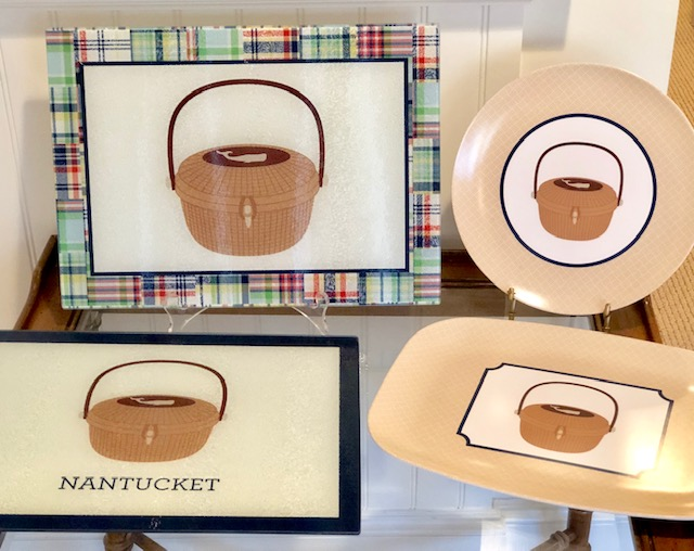 nantucket basket products