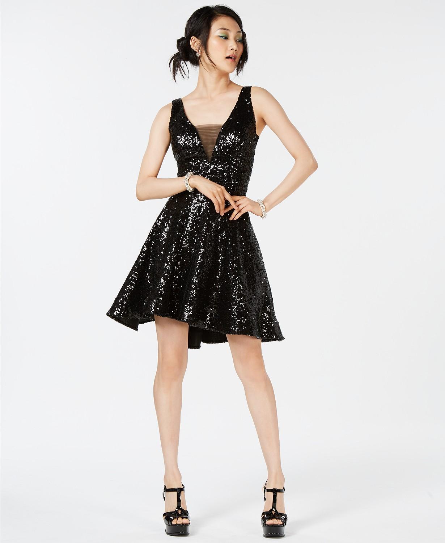 a5bffc0dcf8 Little Black Cocktail Dresses Macys