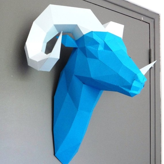 DIY Animal Sculpture