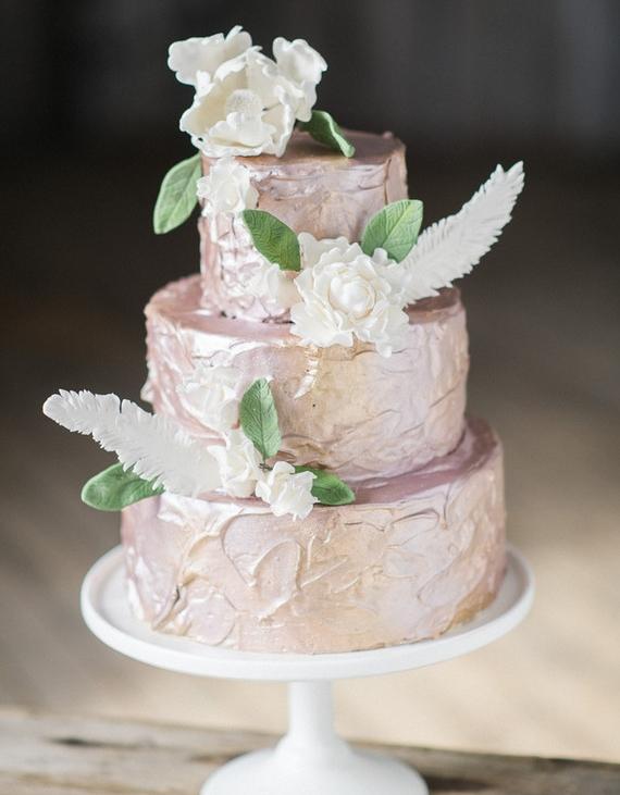 Delicate Gold Cake