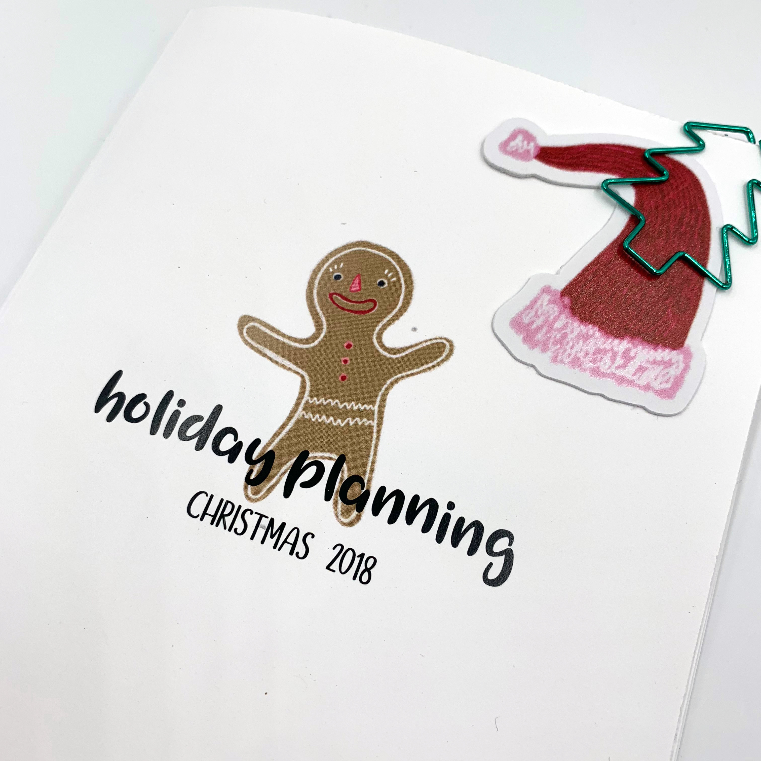 12 days of Christmas at the1407 – the1407planners