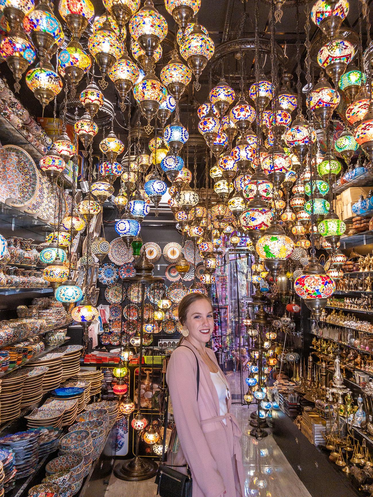 Gold Souk Spice Souk Textile Souk Old Dubai Shopping | What to Wear in Dubai