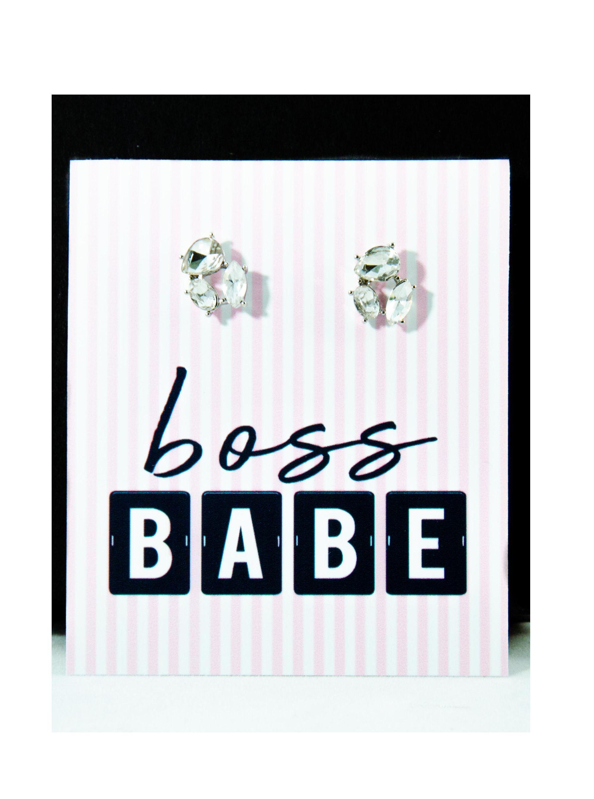 Boss Babe Jewelry Earrings