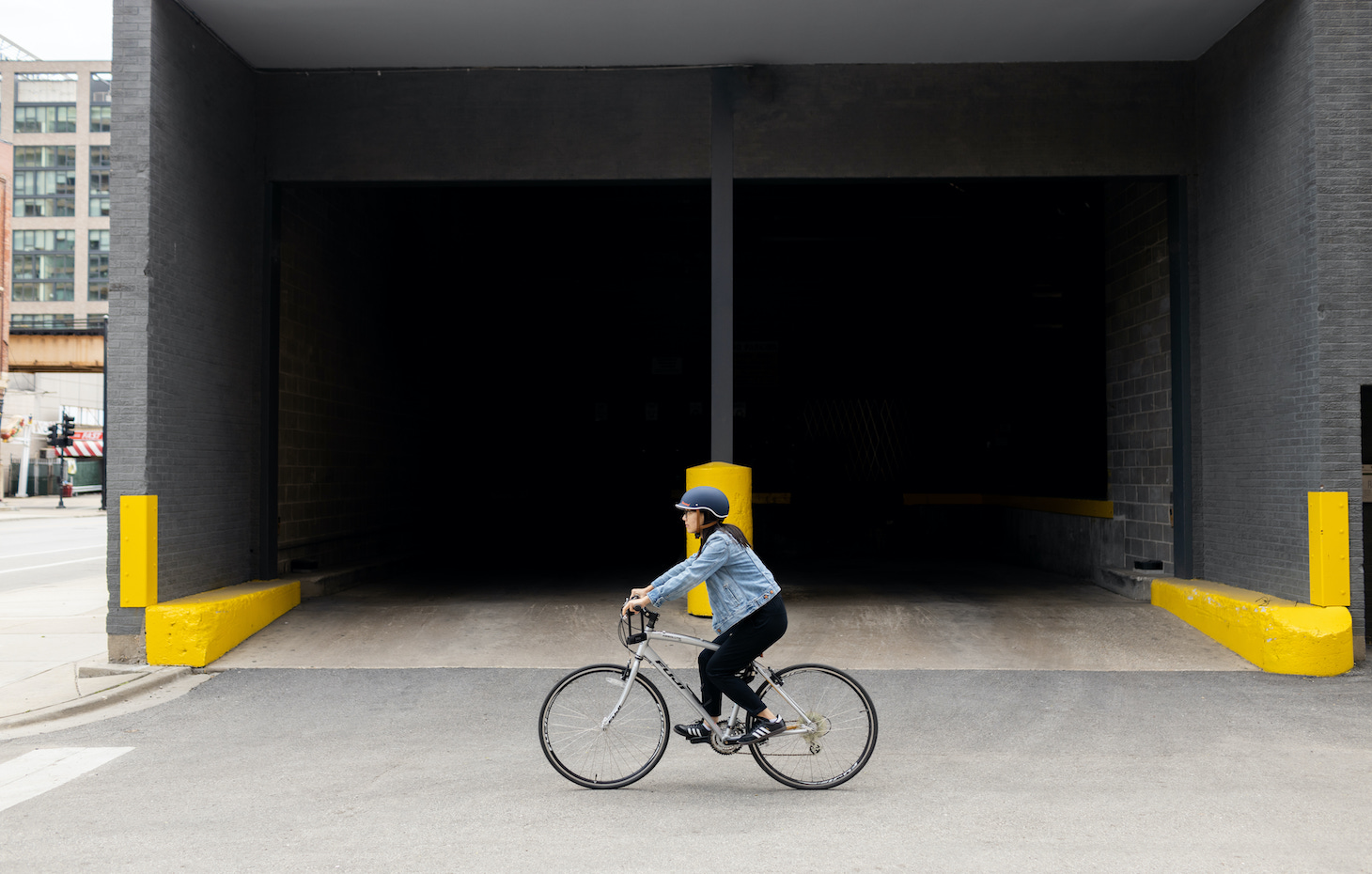 retro bike helmet