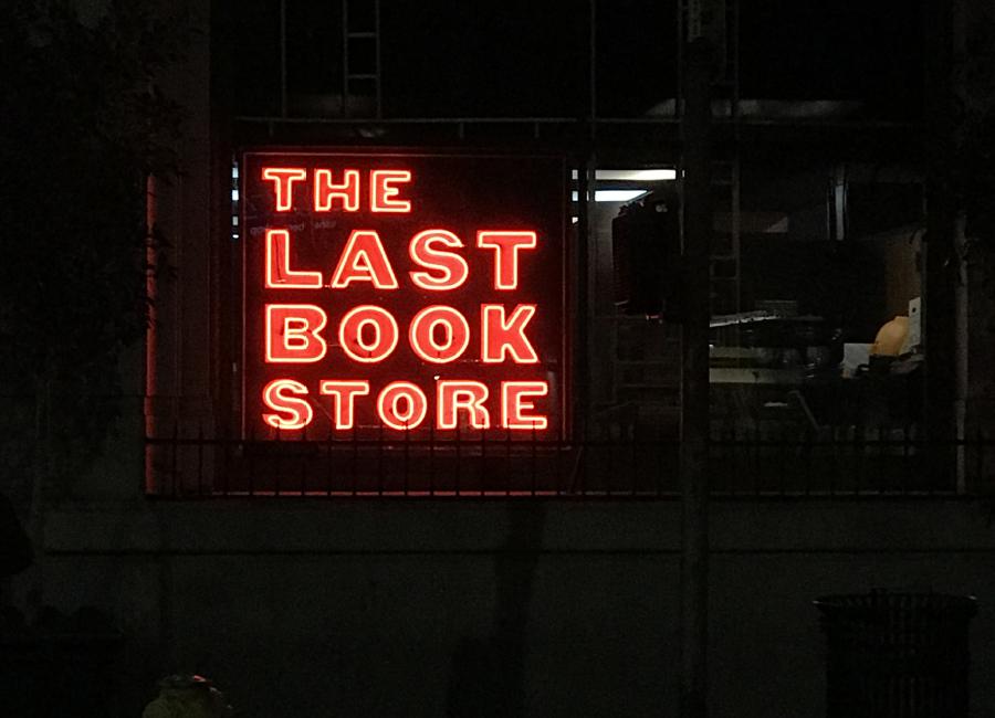 Last Book Store