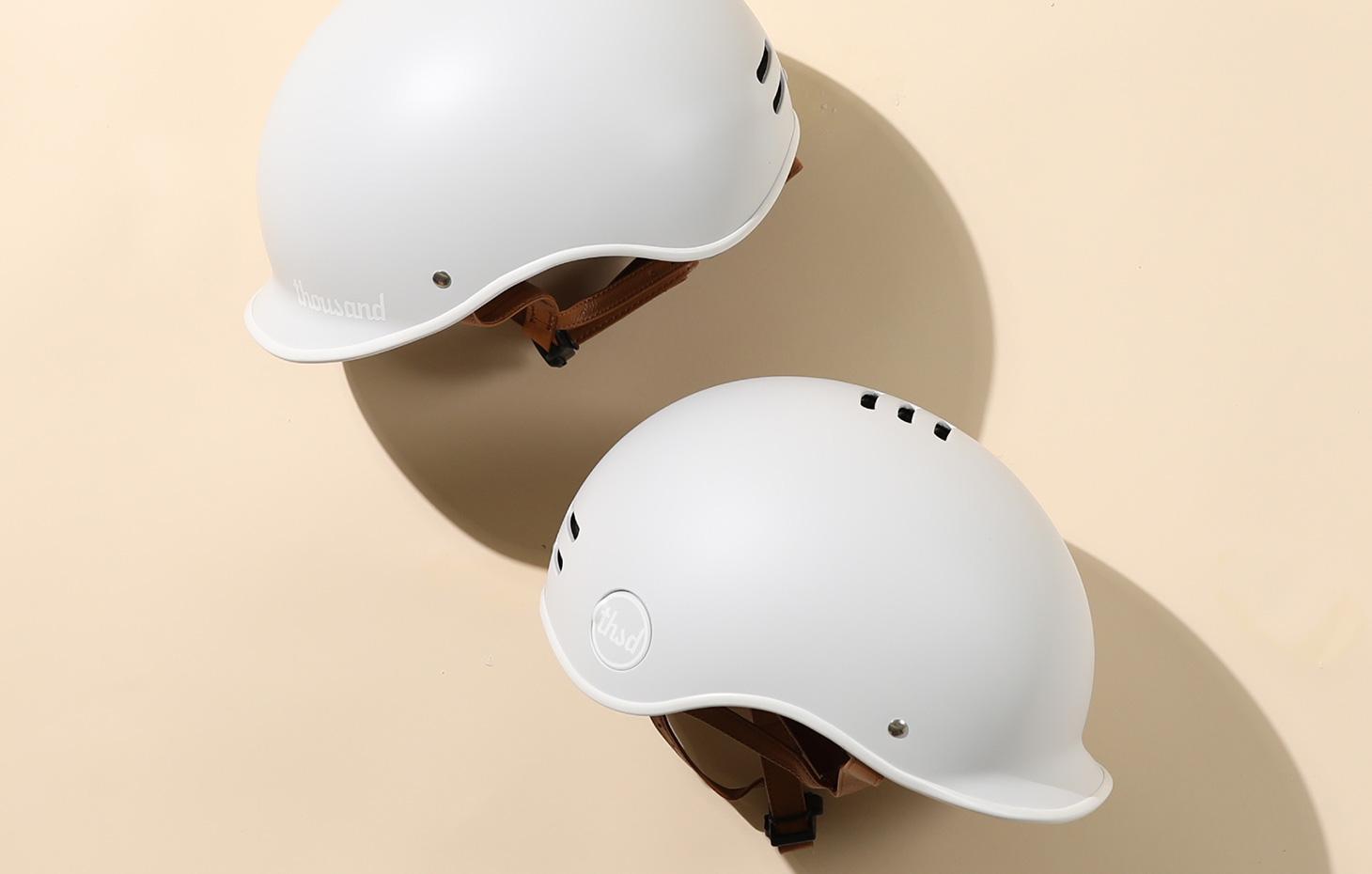 Arctic Grey Helmets