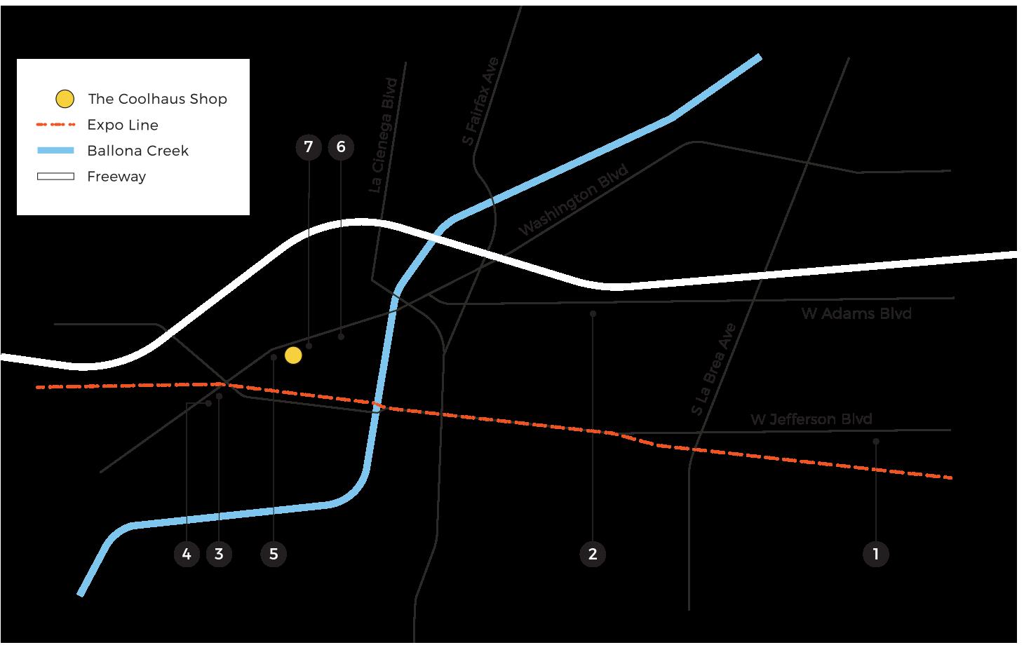 Natasha's Map