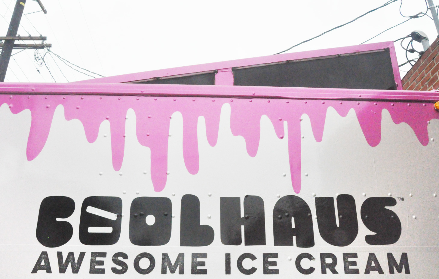 Coolhaus Ice Cream Truck