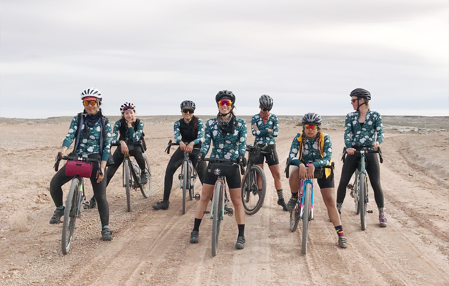 Jenn Kriske biker crew