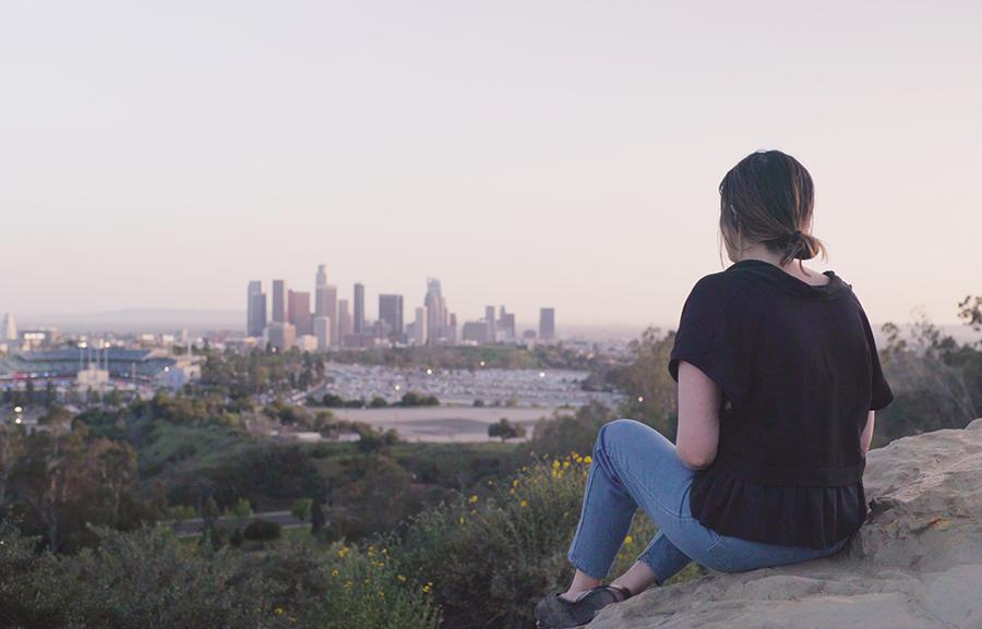 views of Los Angeles