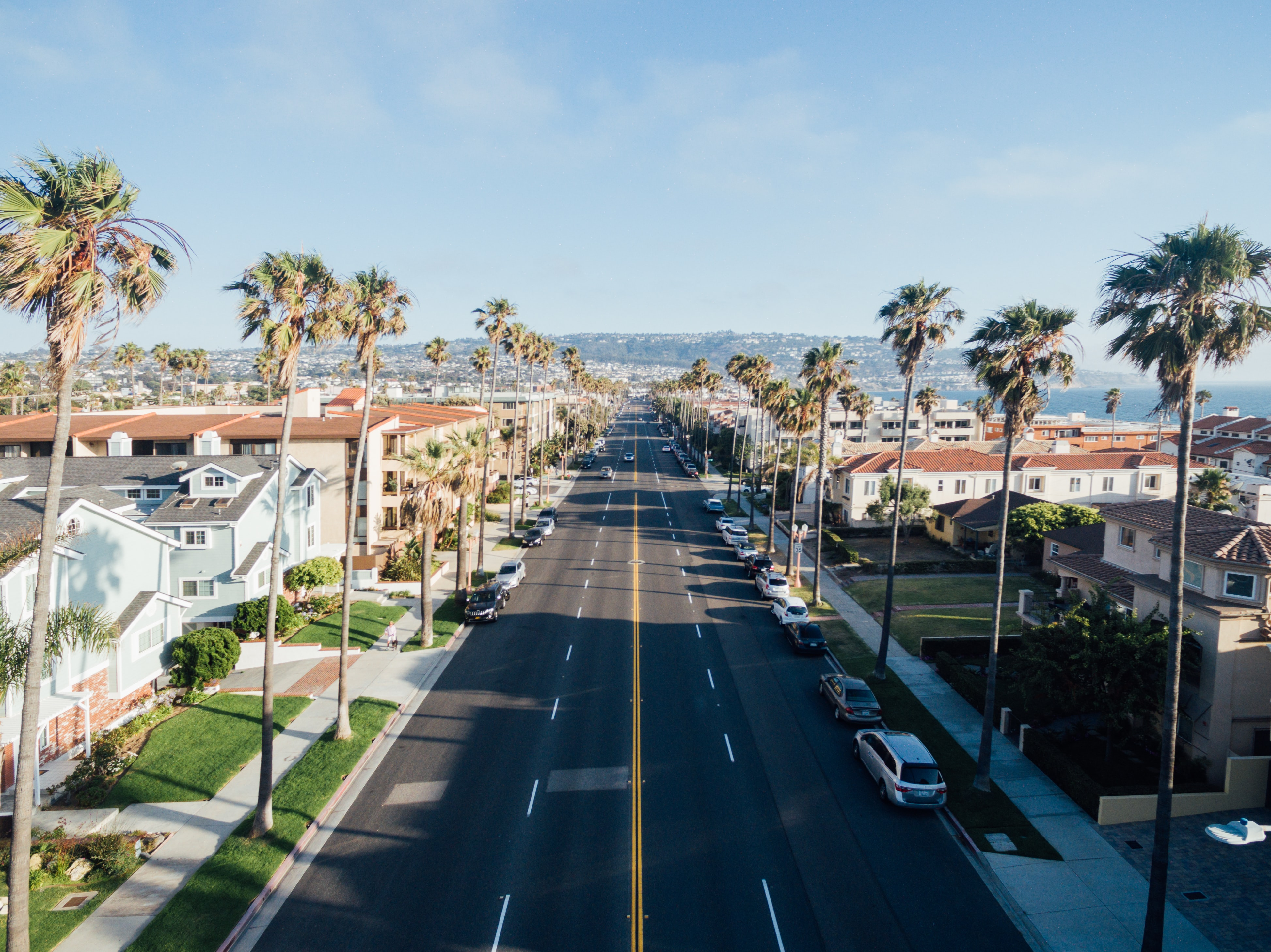 biking in Santa Barbara