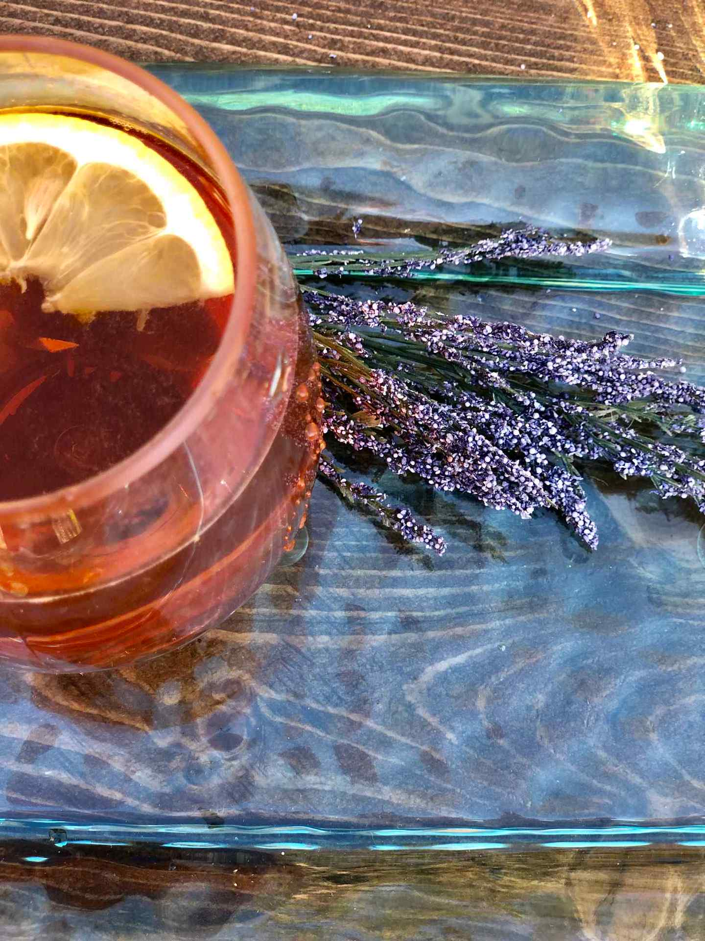 Earl Grey Lavender Spritzer - Three 6 Tea