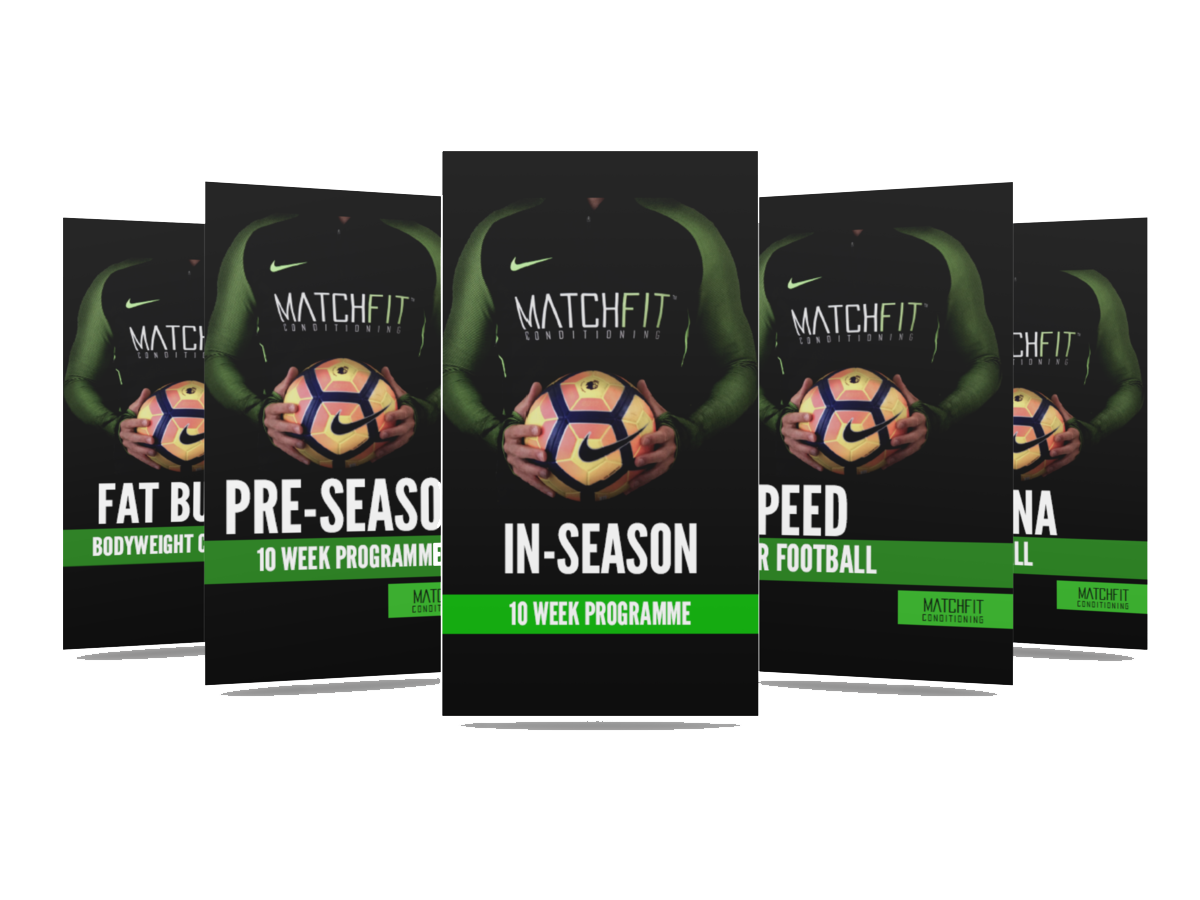 Matchfit Conditioning Full Season Program