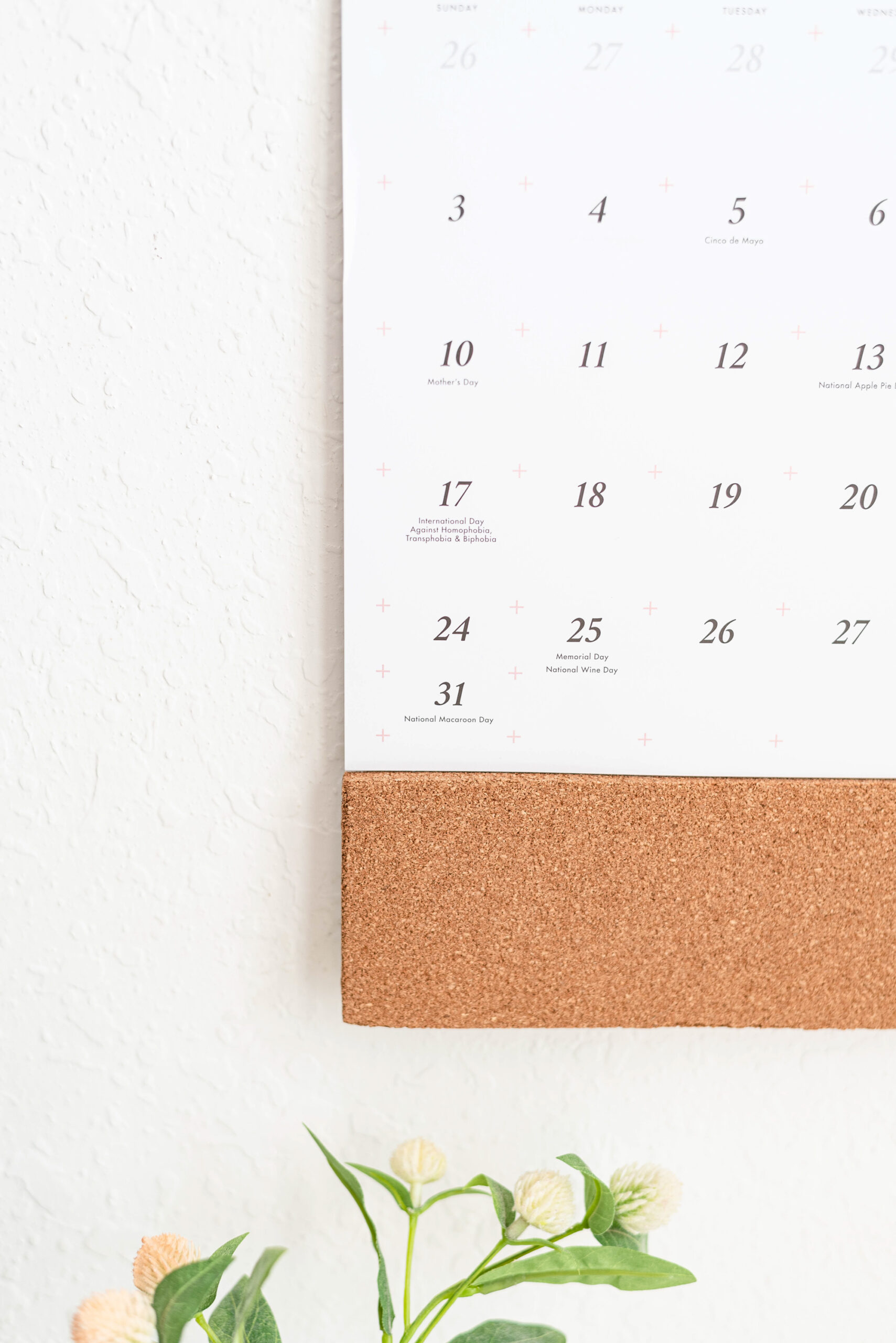 Calendar, simple calendar, simplistic, minimalism, what to do when it is bad weather for your photo session