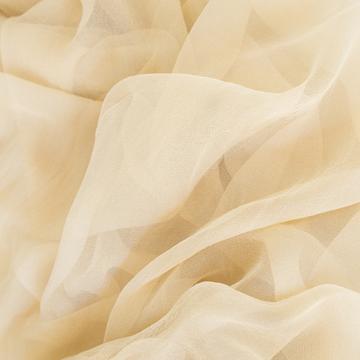 Shop Cream Gossamer Textile