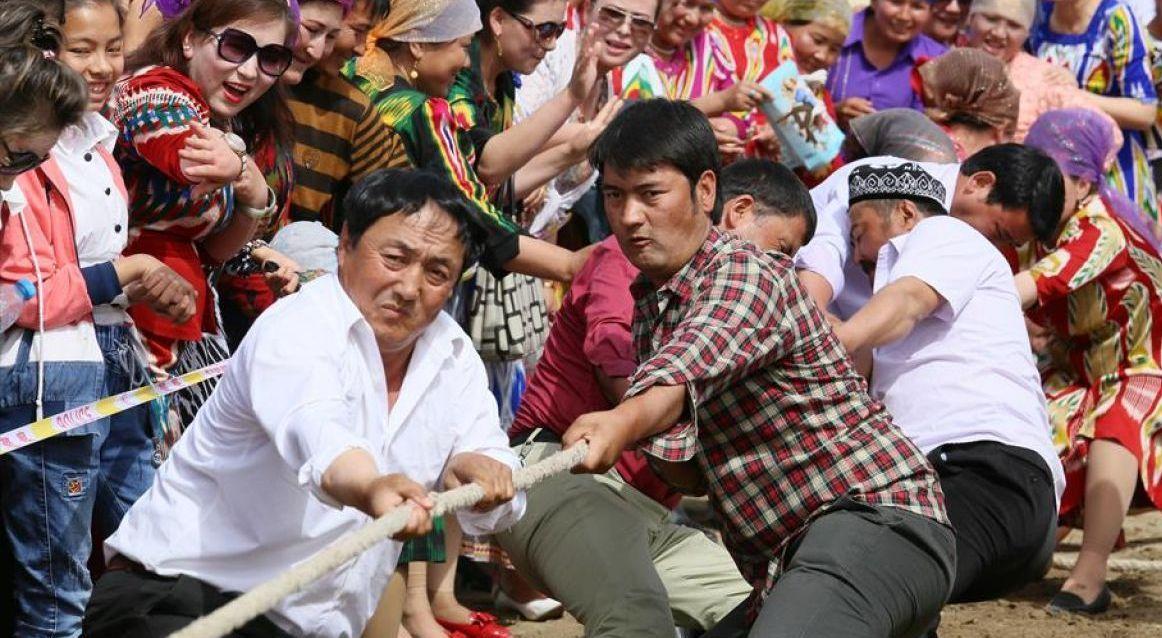 Hari Buruh di Tiongkok (Sumber: GBTimes)
