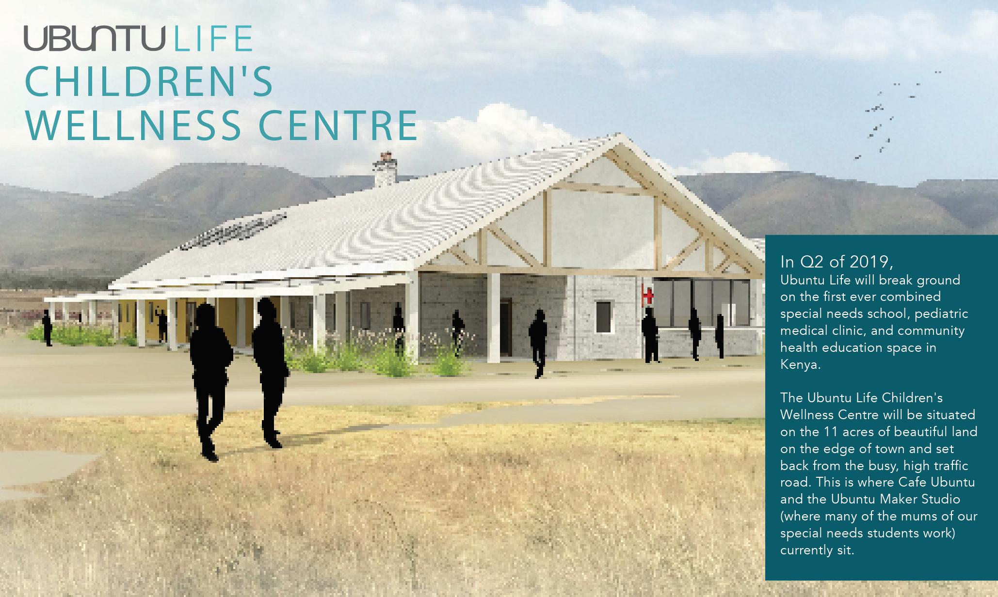ubuntu life children wellness centre