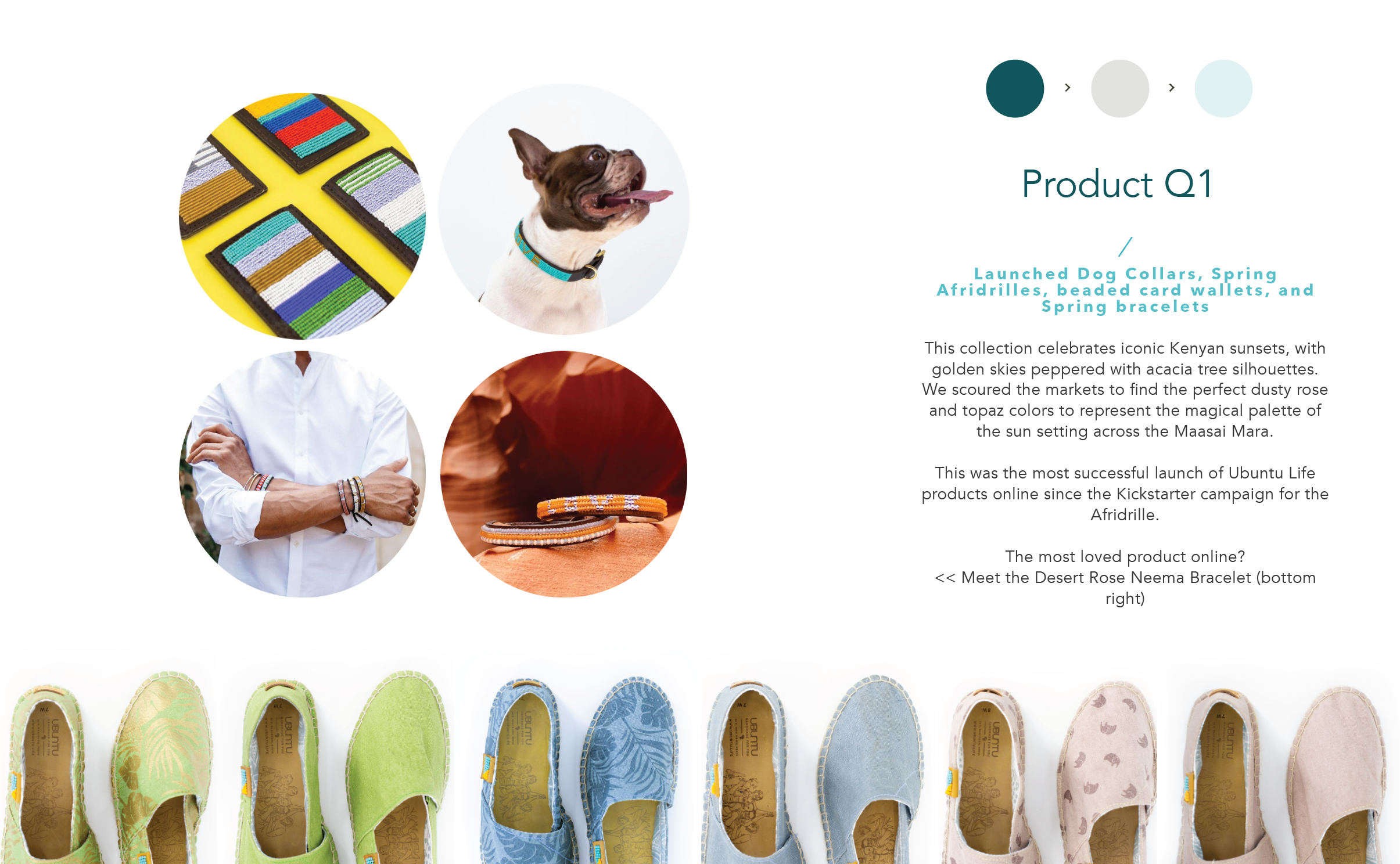 Q1 product launches