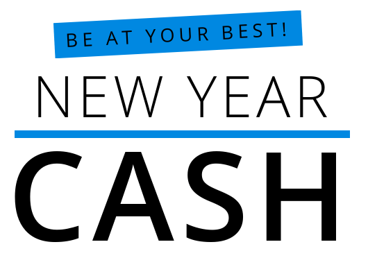 New Year Cash