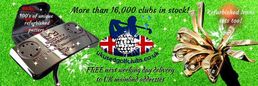 uk used golf clubs