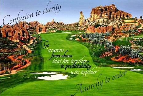 Improve the predictability of your golf shots
