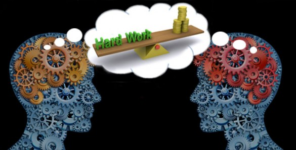 Dopamine impacts your willingness to work