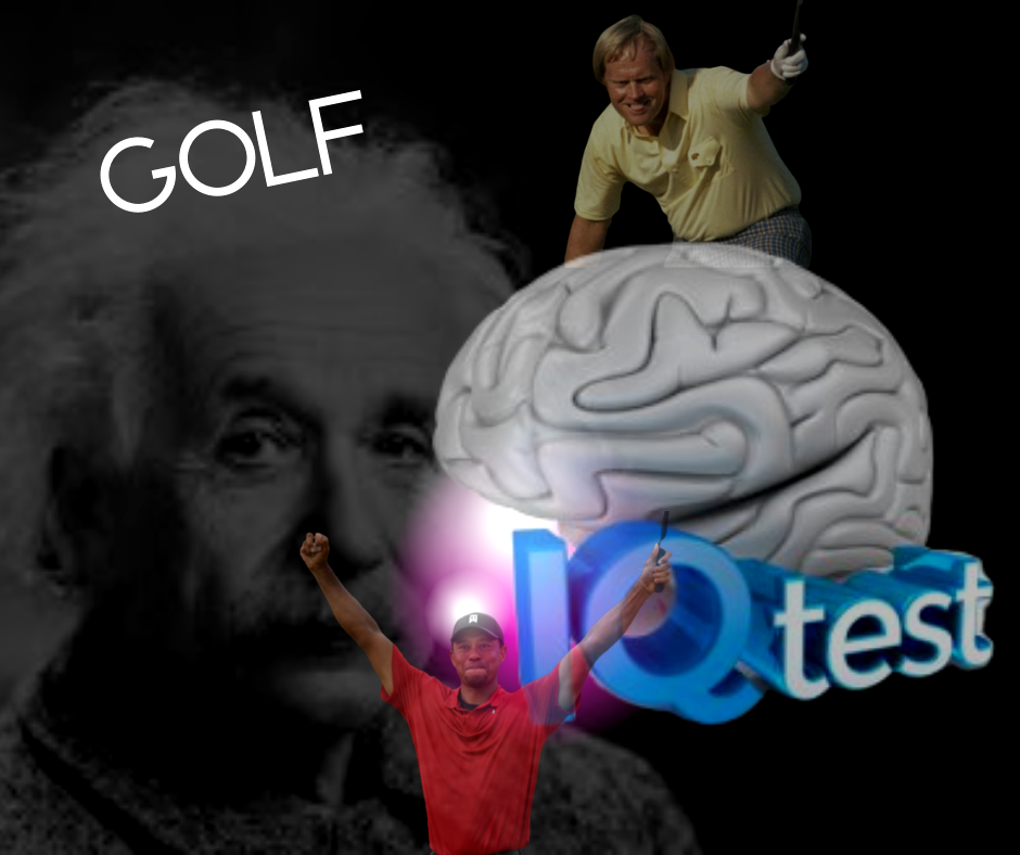 How high is your golf IQ?
