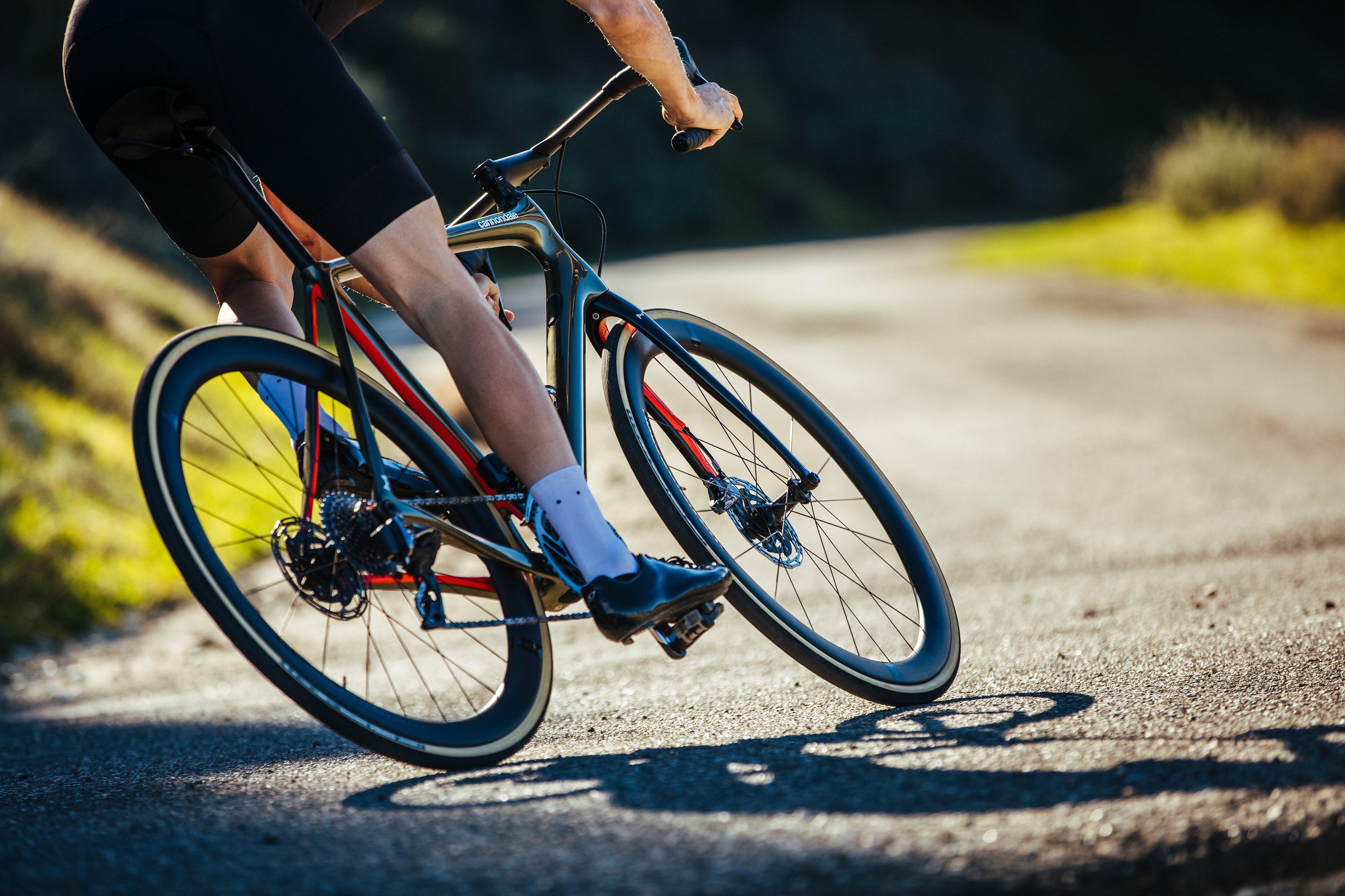 Vélo de route d'endurance - Le Synapse de Cannondale