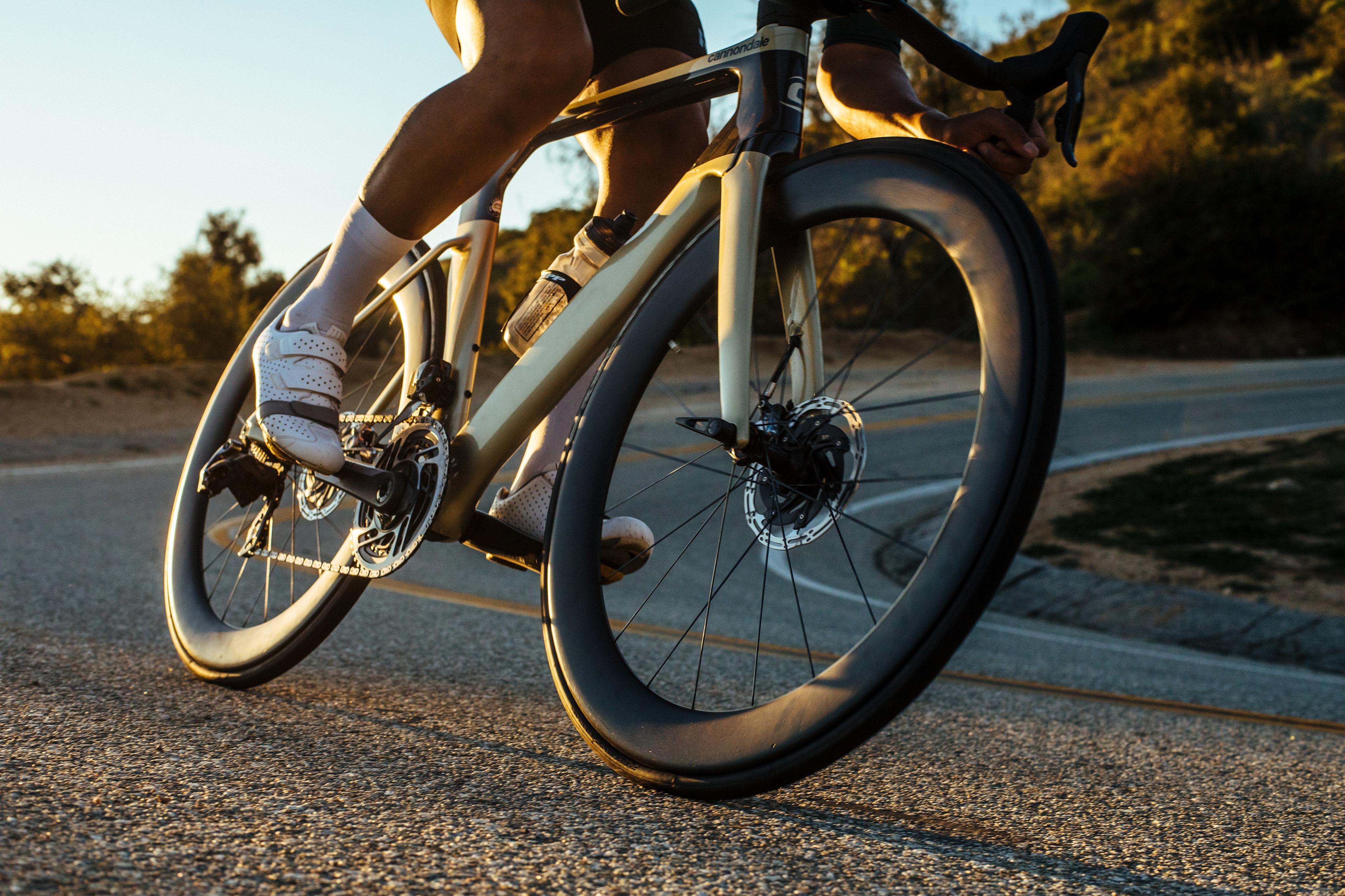 Vélo de route de triathlon - Le nouveau Systemsix de Cannondale