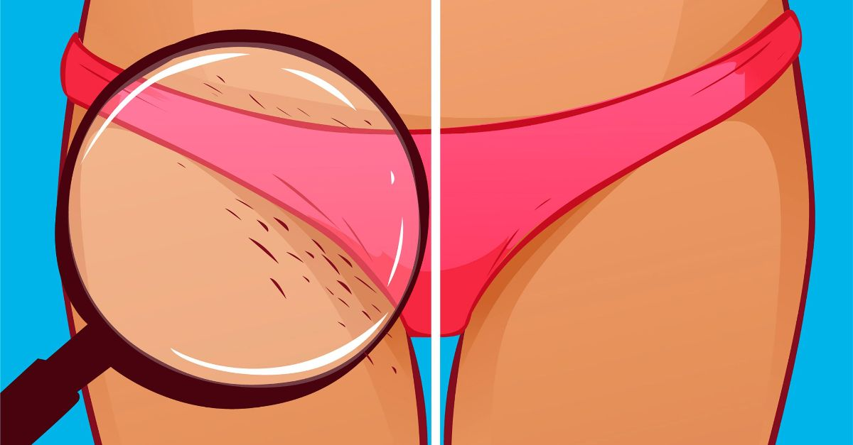 Shaving your pubic hair