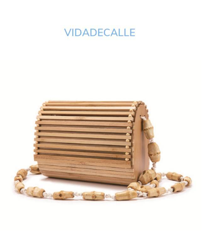 Mail Box Bamboo Bag