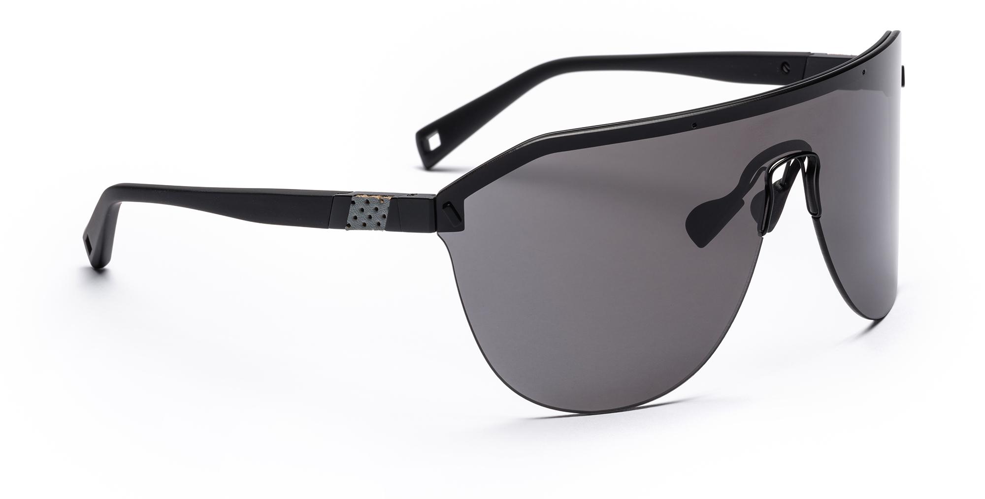 Westward Leaning VIBE 02 black sunglasses